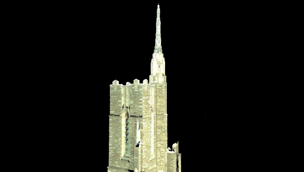 BRYN MAWR PRESBYTERIAN CHURCH | EXTERIOR SCAN