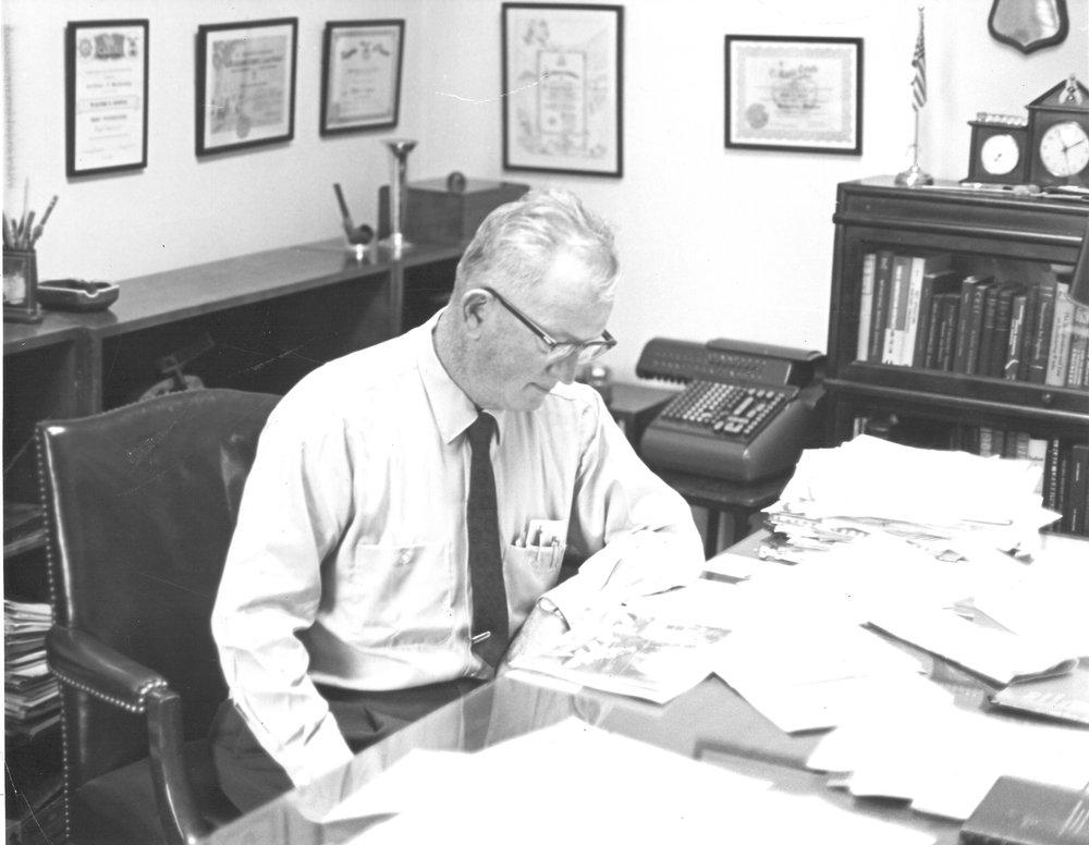 Walter E. Spotts