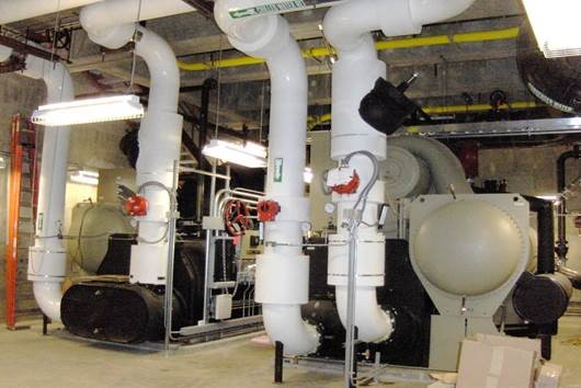 CHILLED WATER CAPACITY STUDY