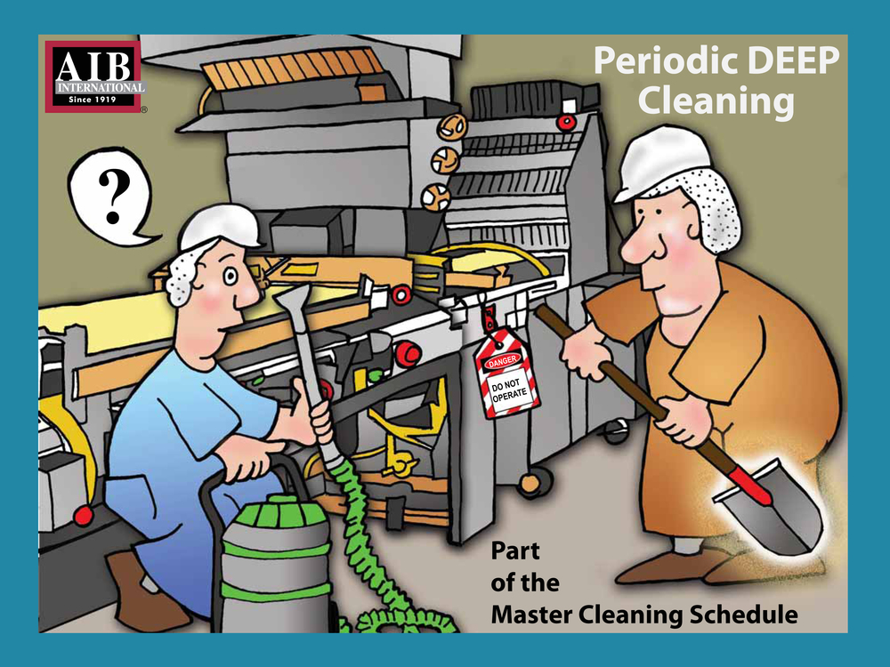Periodic Deep Cleaning