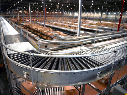 Food Processing Plant ~ Automated warehouse — aib international