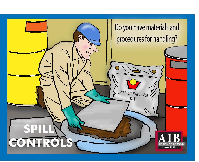 Spill Controls