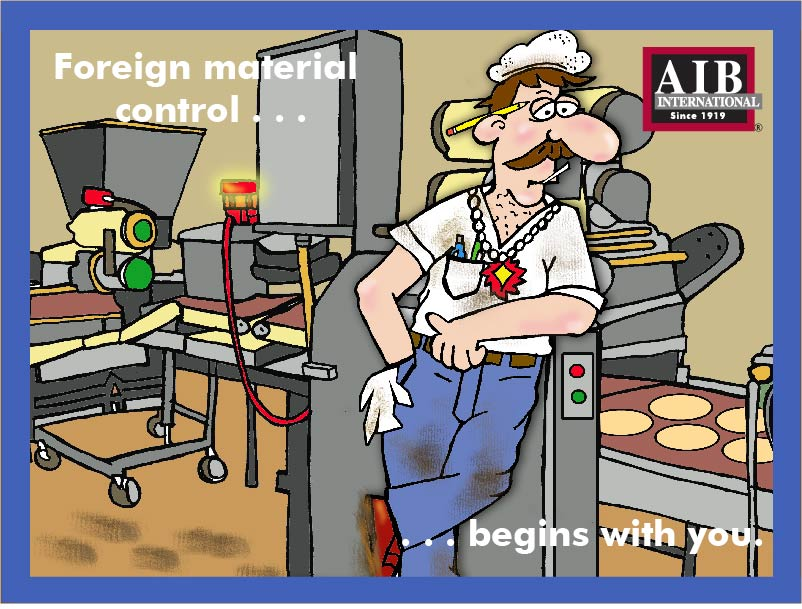 Foreign Material Control