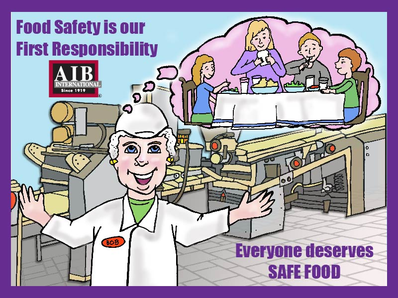 Food Safety Responsibility
