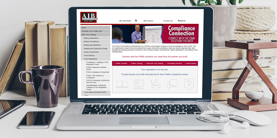 8 easy-to-understand webinars provide a foundation of knowledge to prepare you for the release of FSMA's final rules and explain what the rules mean for you.