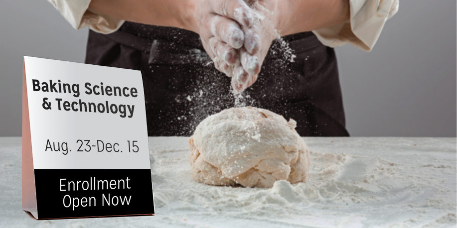 Baking Science and Technology is the cornerstone of our comprehensive curriculum for the wholesale baking industry. This course is the practical application of science and tradition.