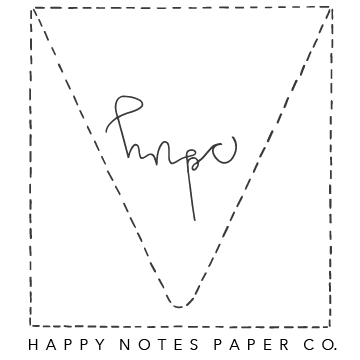 happy notes paper co.