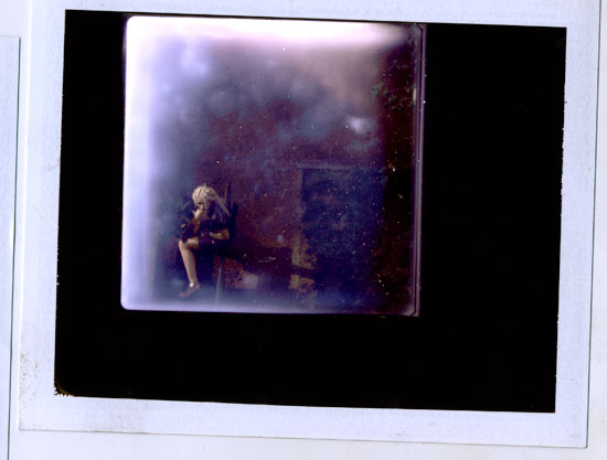 peeping tom polaroid