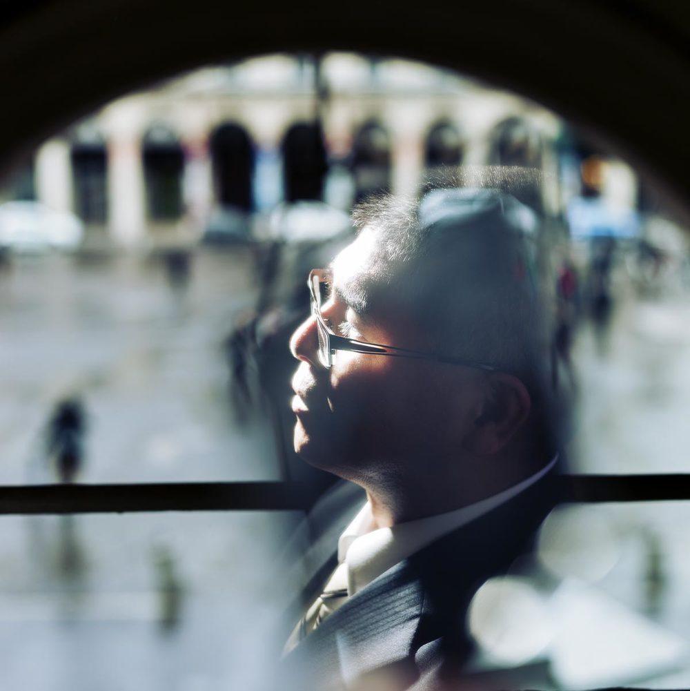 Toshiaki Komura, film director, Paris 2014