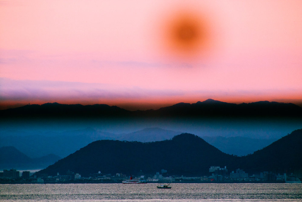 Naoshima, Kagawa.