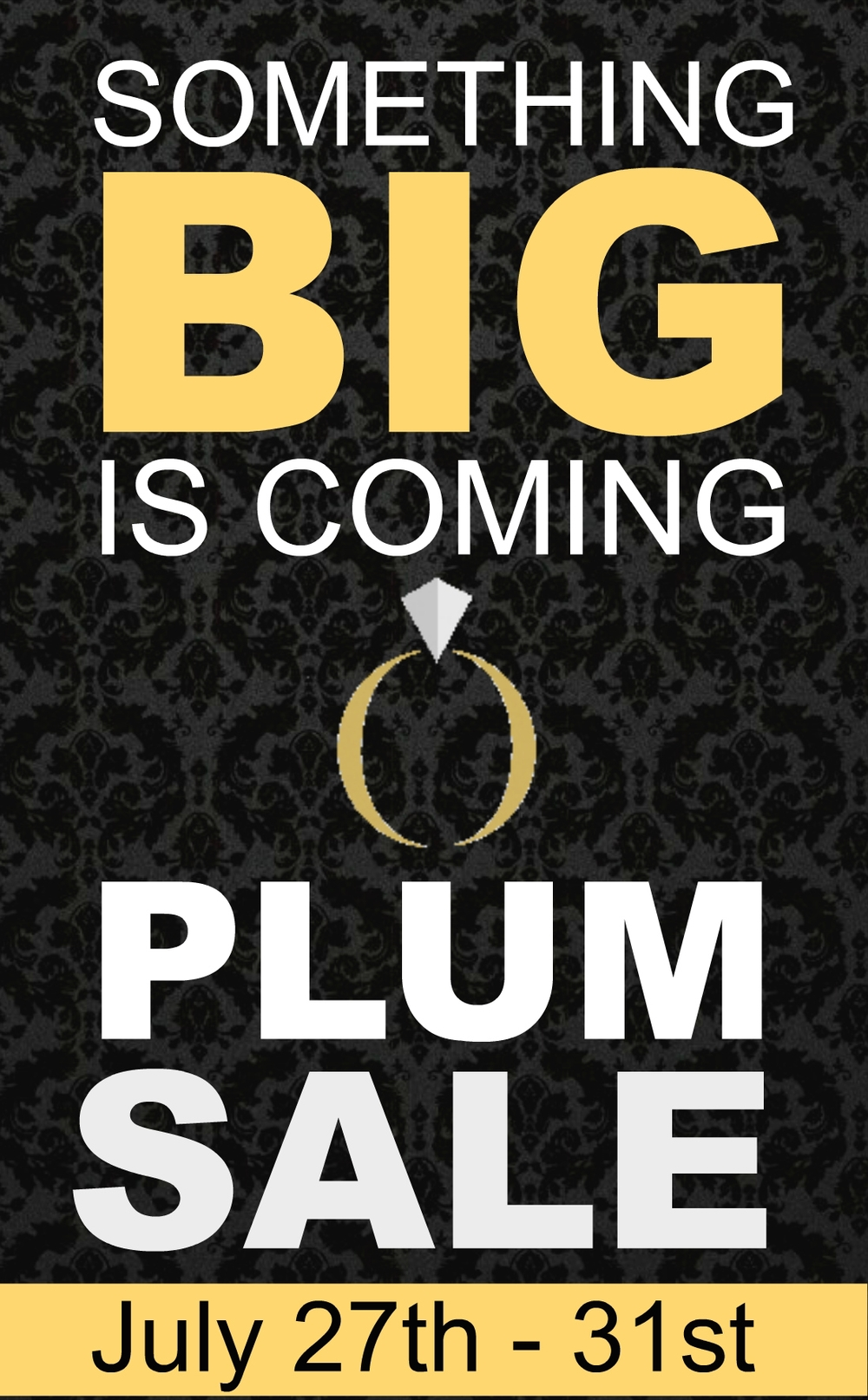 Big Plum Sale