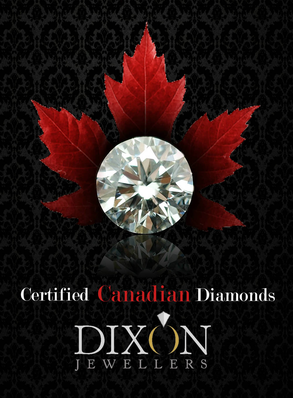 Certified Canadian Diamonds