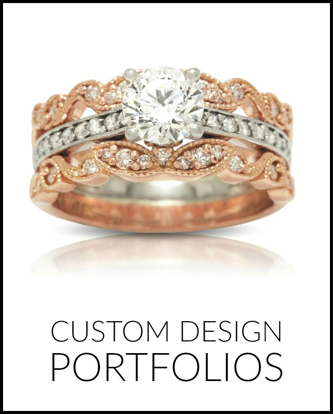 Custom Design Portfolios