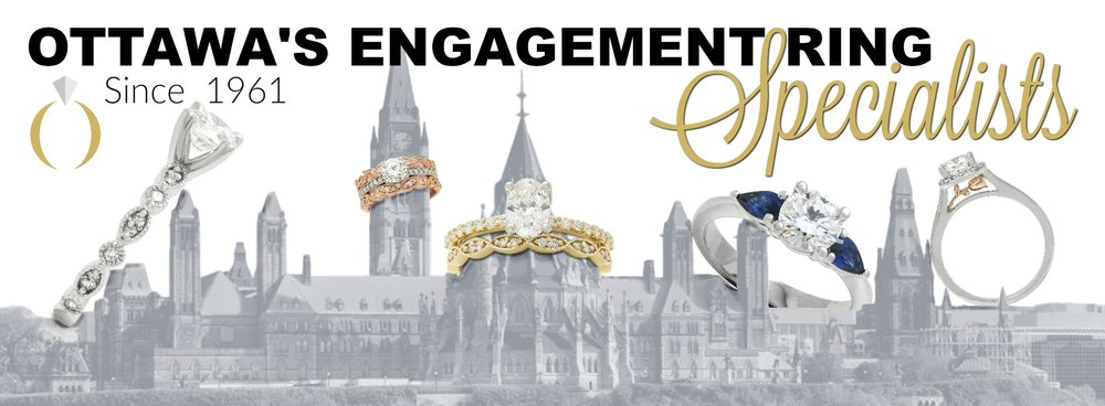 Ottawa's Engagement Ring Specialists