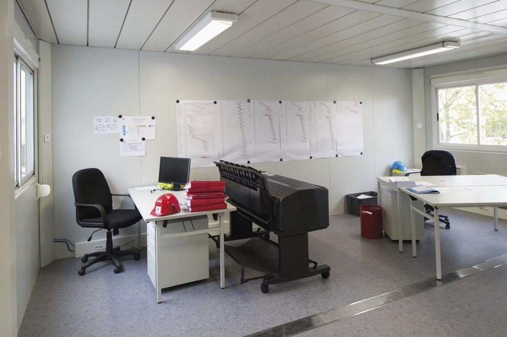 Obras preliminares antes de iniciar una construcci n for Construccion de oficinas