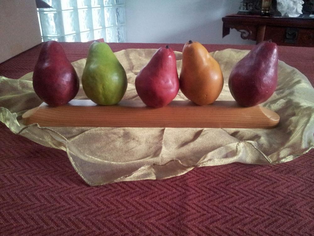 Pairing of Pears