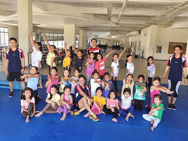 Strike a pose! 💁🏻The best of #gymnastics is currently offered at Elevate Sports Academy in Xavier school #Nuvali ! 🏅Taught by the top coaches from the Philippine Gymnastics and Athletics Academy. Classes are open to all students from schools around the greater Laguna area! #signuptoday #raiseyourgame #Laguna #stretchitout  #youthdevelopment