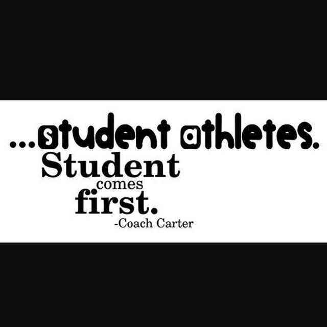 Part time athlete. Full time student.  #Back2School #StudentAthletes #LearningNeverStops #Priorities #GoodLuckStudents 🙌🏻 ⚽️🏀🏐💻🔭📓📕📗📘📒📙🖊