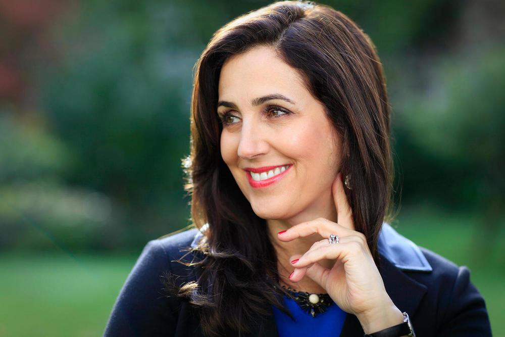 Baroness Joanna Shields