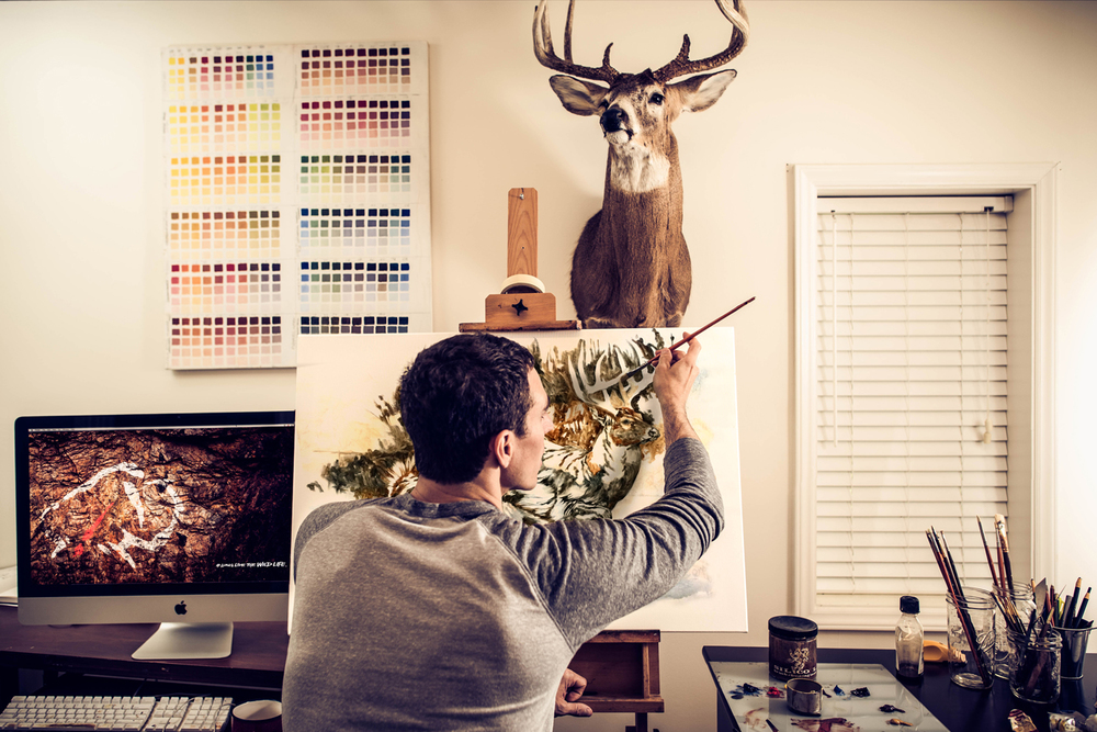 ryan-kirby-painting-studio