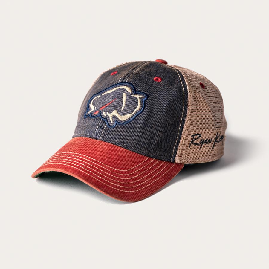 028deef6d6dff Ryan Kirby Art — Ryan Kirby Art Vintage Camo Trucker Hat