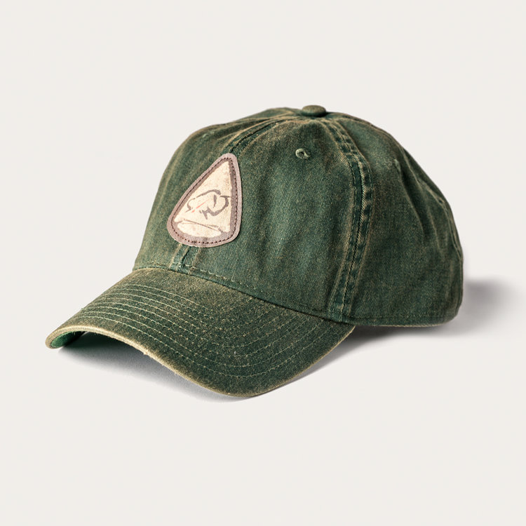 8343ddfb557 Ryan Kirby Art — Ryan Kirby Arrowhead Cap  Green