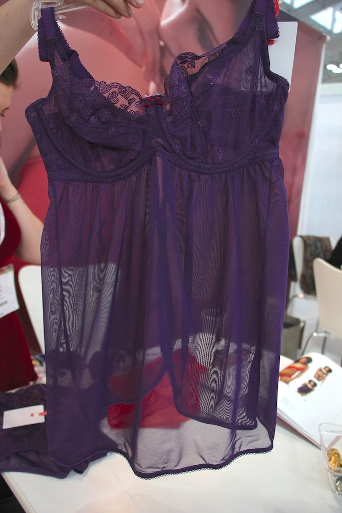 Kali Babydoll in Purple, 28 E-H, 30-38 D-J