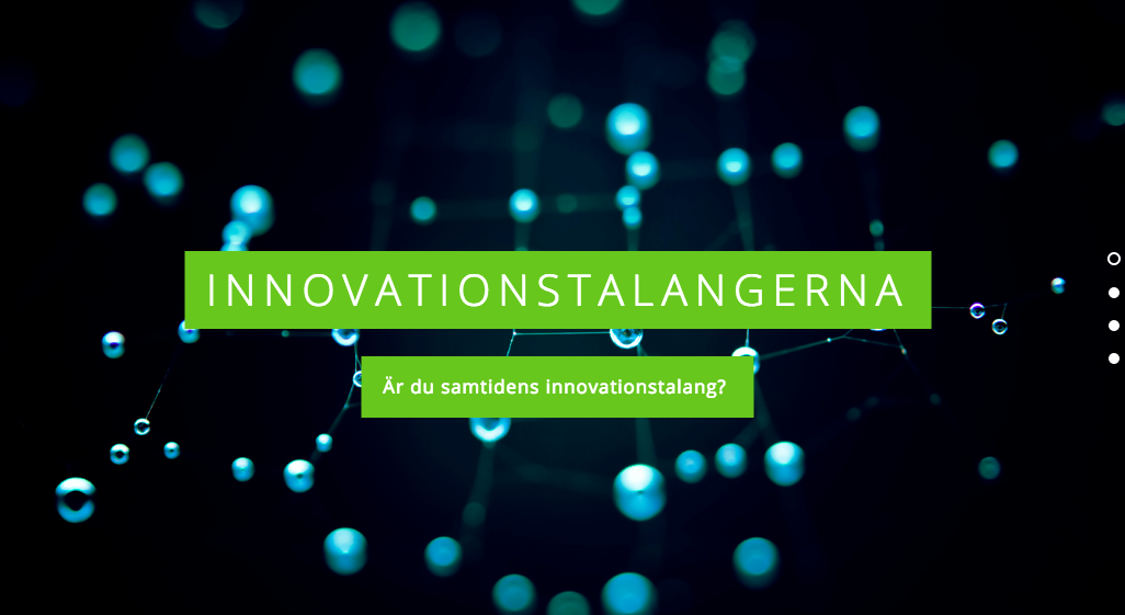 Innovationstalangerna