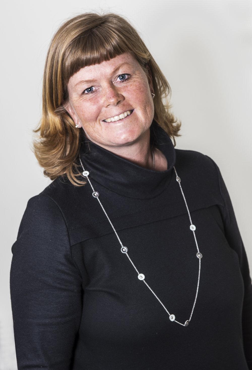 CHARLOTTE BROGREN Generaldirektör Vinnova