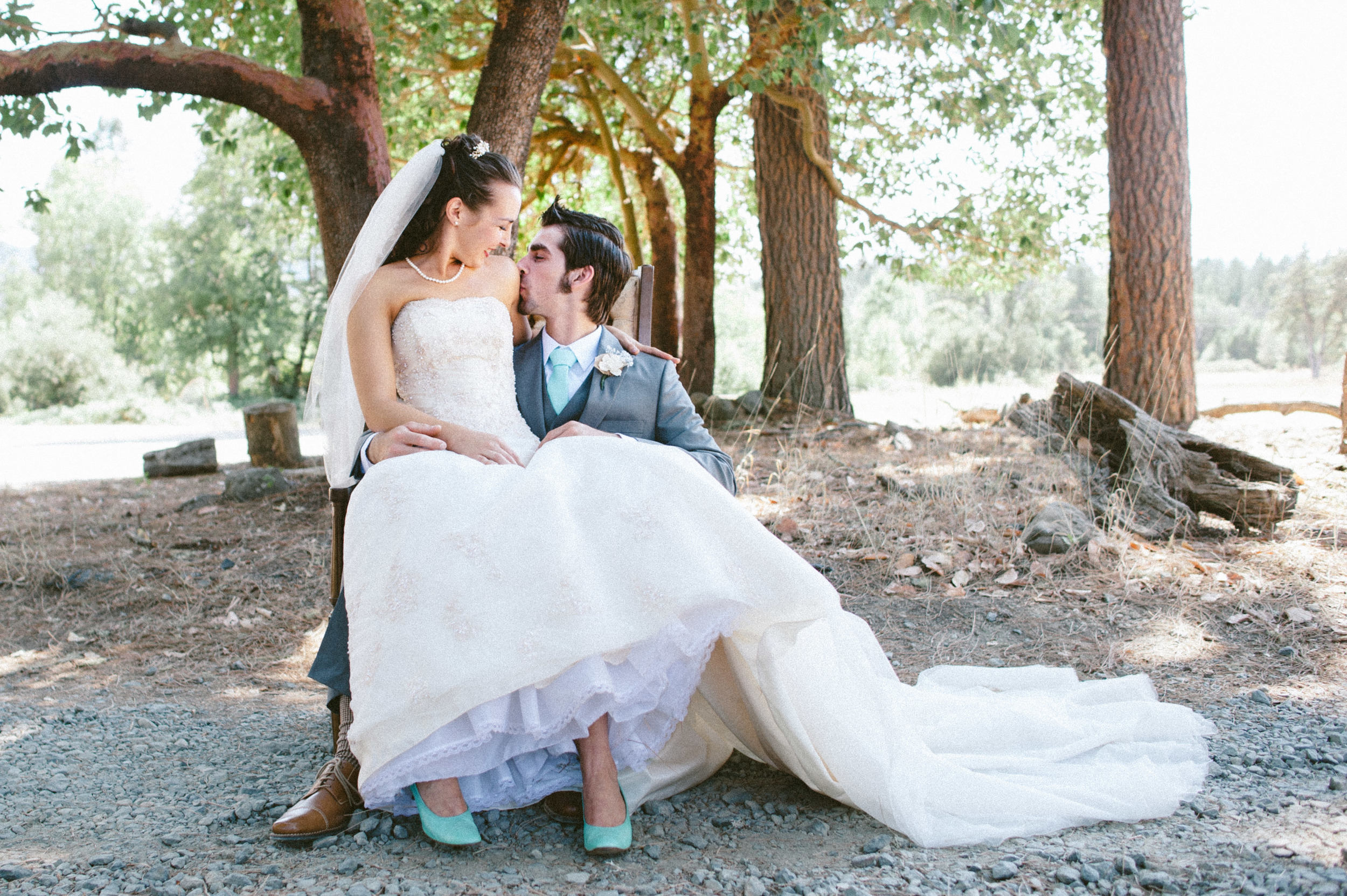 pacifica Gardens wedding Medford Or
