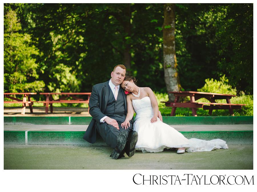 Club Paesano wedding Gresham OR Christa-taylor.com