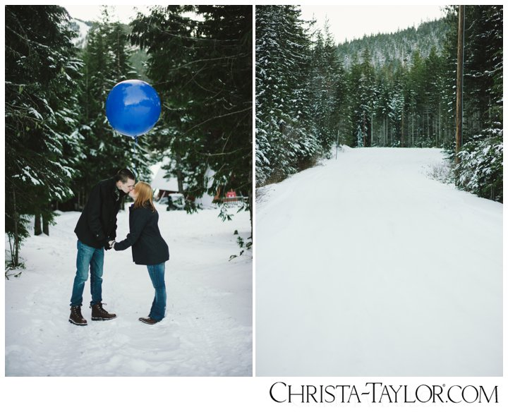 Mt Hood Engagement photos