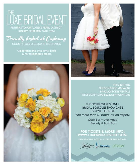 luxe_bridal event portland or feb 16th