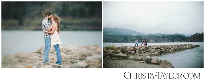 Hood River Engagement christa-Taylor photography