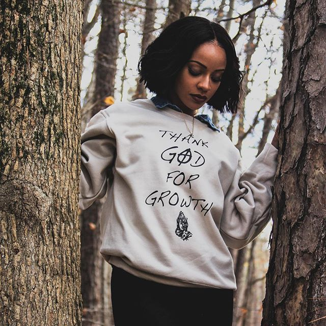 #ThankGodForGrowth crewnecks still available only at cherryDOTdork.com Model: @elegantimani 📸: @itsaiahvarh x @juugman_jin #GRTNES #winterfashion #crewneckseason  #sweatshirts #winter #fashion #apparel #gn #photography #modeling #sotd #outfitoftheday #styleoftheday #todayiamwearing #wearthistoday #street #inspiration #look #outfit #lookbook #streetwear #streetstyle #streetfashion #instafashion