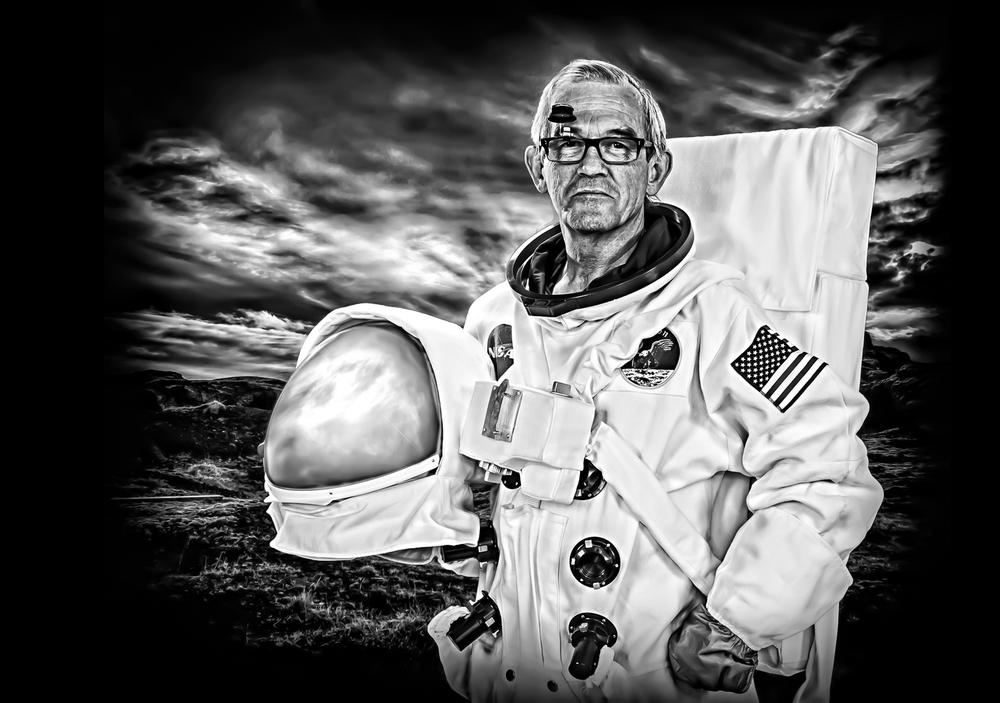 Gilbert O. Gudjonsson Space Master