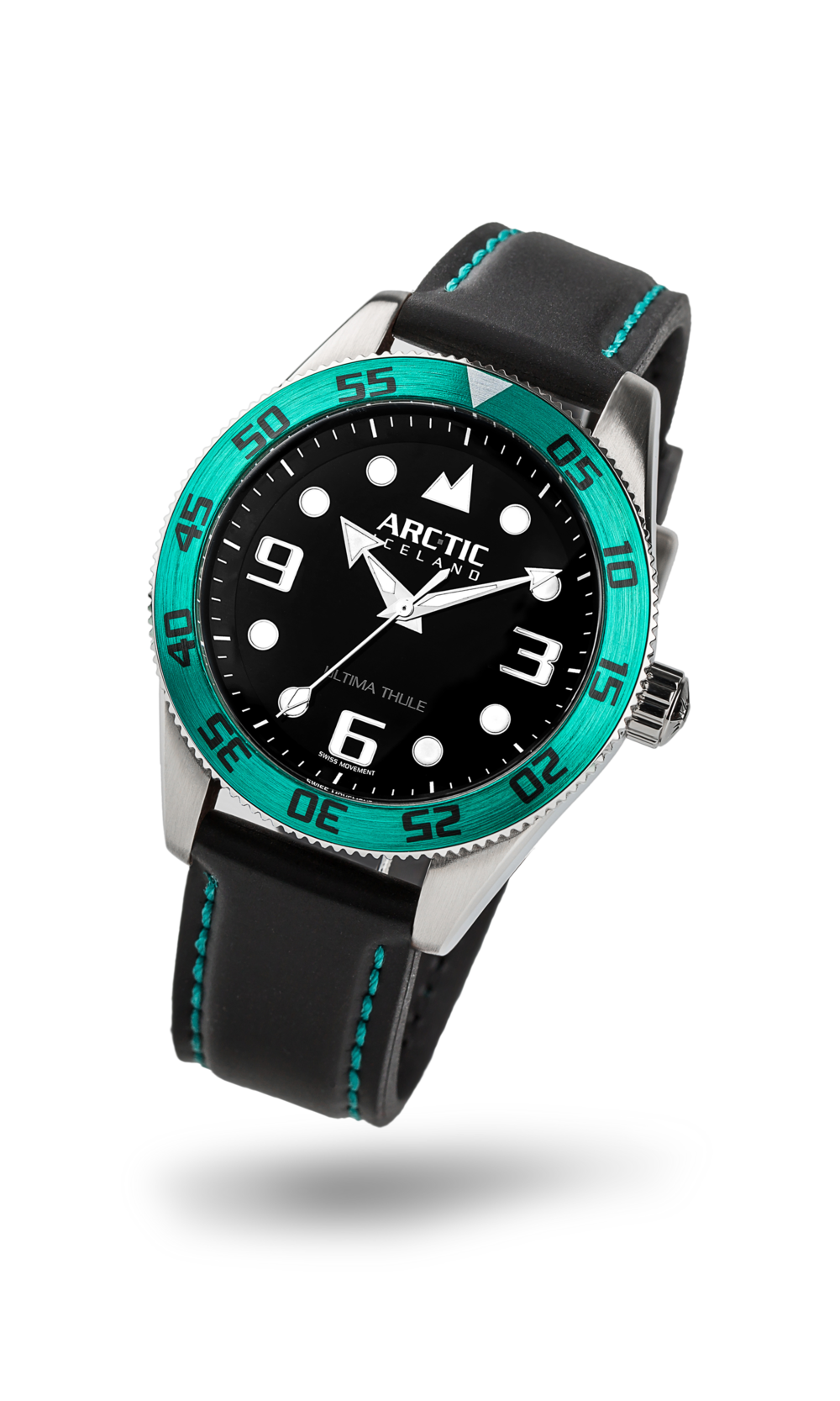 ARC-TIC Iceland UT Green with rubber strap  Learn More