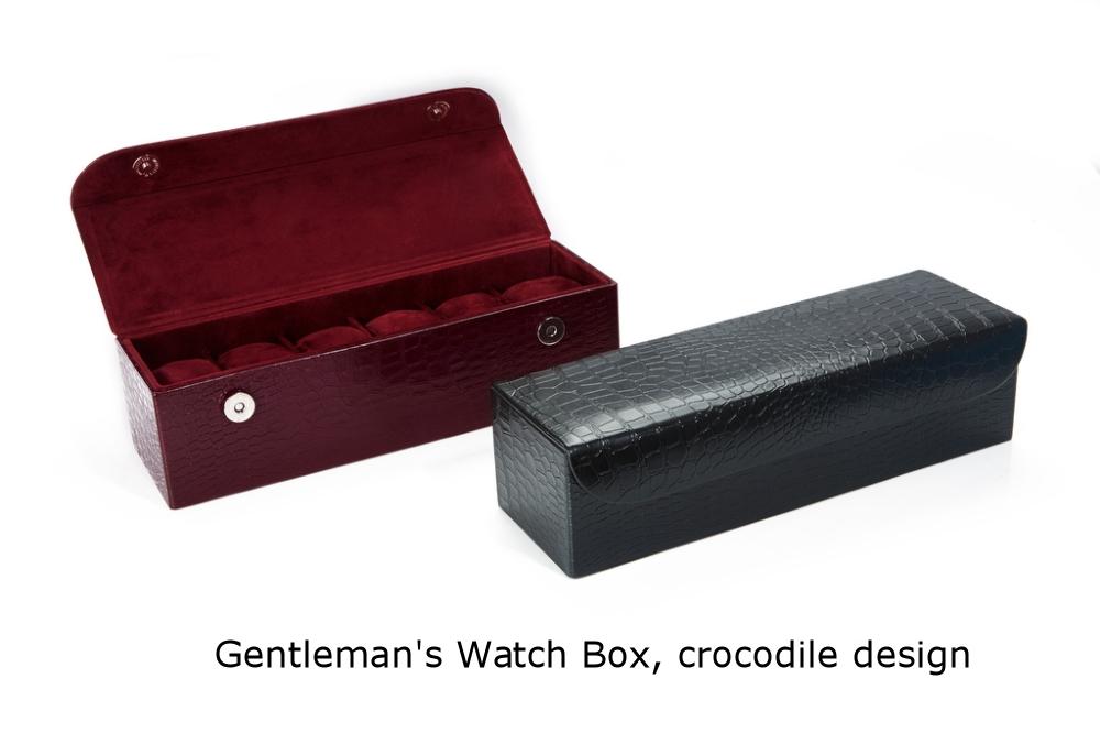 Gentleman's Watch Box Crocodile.jpg