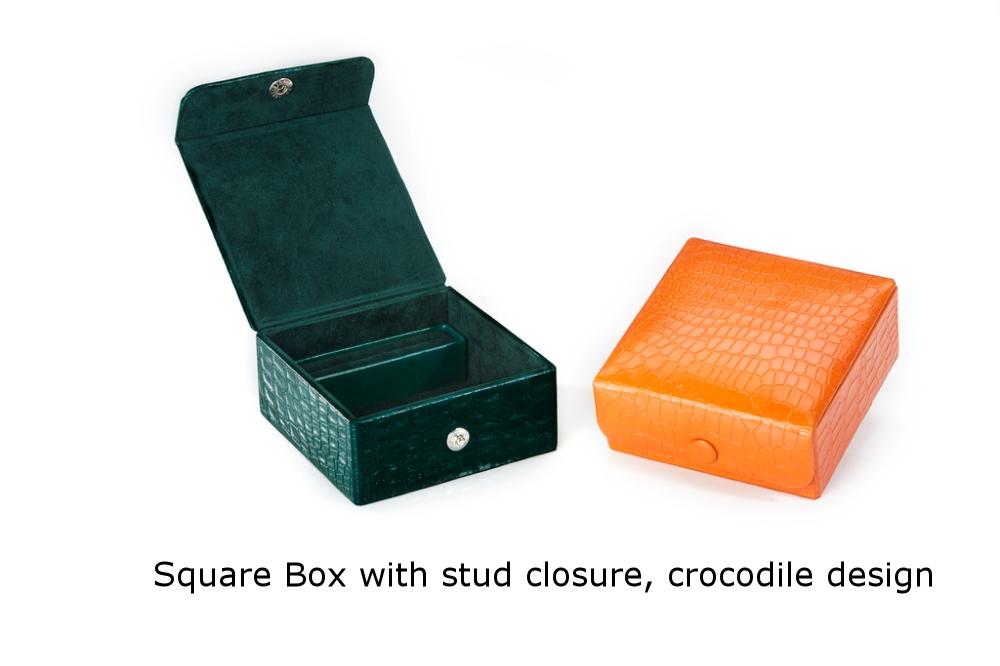 Square Box with stud closure Crocodile.jpg