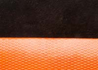 Diamond Orange lined dark brown.jpg