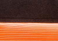 Wave Orange lined dark brown.jpg