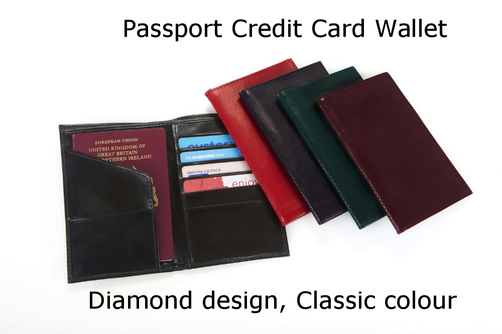 Passport Credit Card Wallet Diamond Classic.jpg