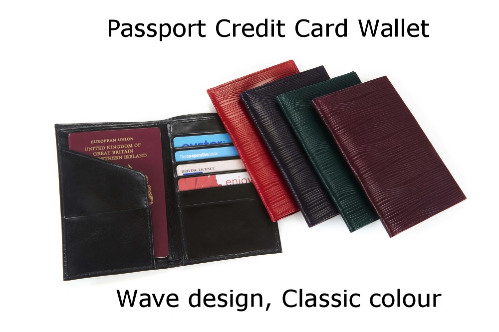 Passport Credit Card Wallet Wave Classic.jpg