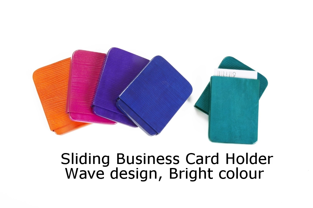 Sliding Business Card Holder Wave Bright.jpg