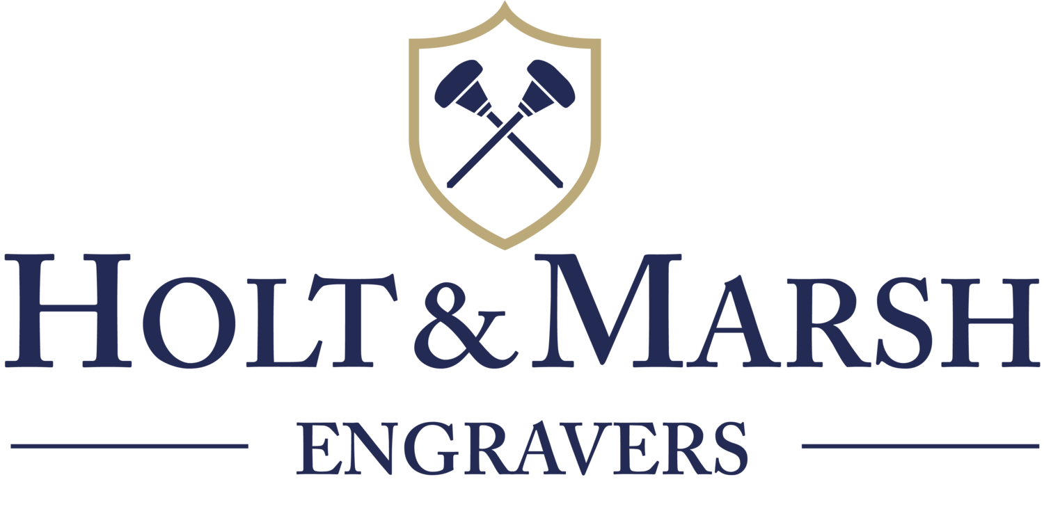 Holt and Marsh Engravers