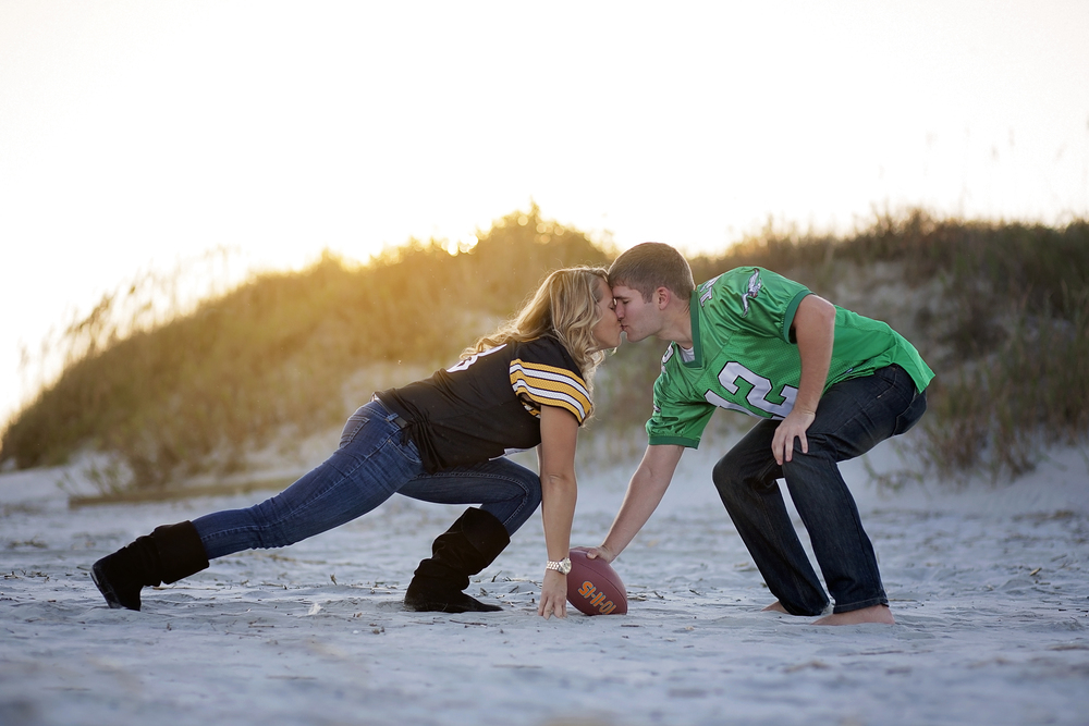 Myrtle Beach engagement photographer