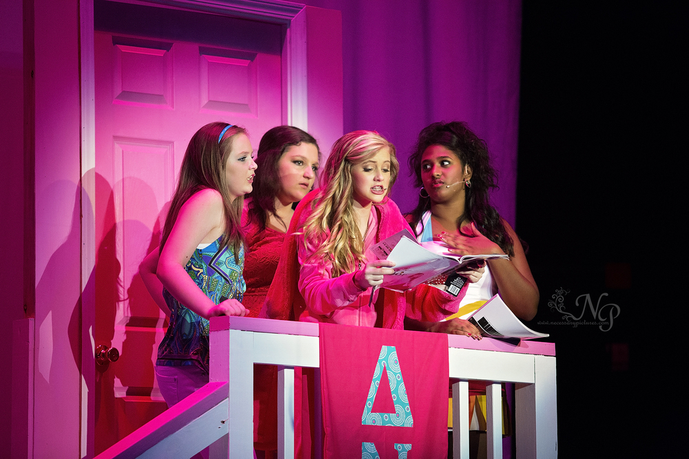 Forestbrook Middle School's Legally Blonde Jr Myrtle Beach