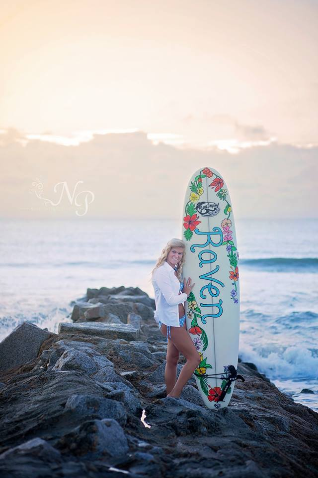 Pawleys Island SC senior portraits