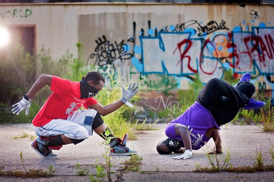 myrtle beach hip hop dance photography