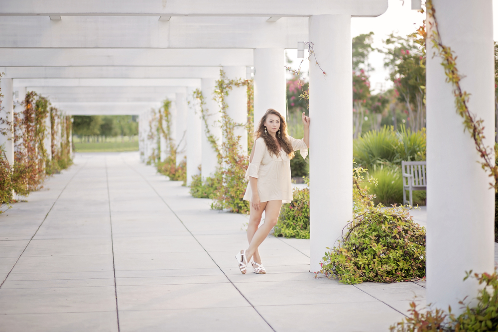 myrtle beach senior portrait photography market common